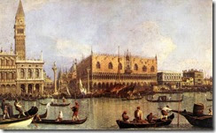 Palazzo-Ducale-And-The-Piazza-Di-San-Marco-Giovanni-Antonio-Canal-Canaletto-Oil-Painting-ACS00423