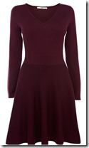 Oasis Fit and Flare Knitted Dress