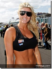 Paddock Girls Iveco Australian Grand Prix 16 October 2011 Phillip Island Australia (35)