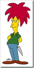 sideshow bob