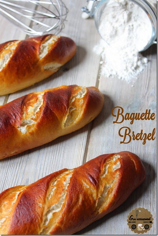 Baguette Bretzel 7