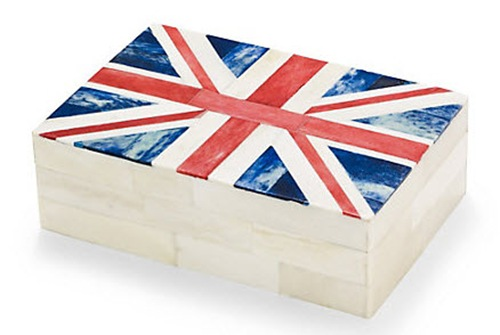 union jack jewelry box