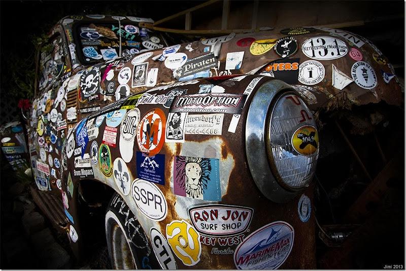 Key West Truck