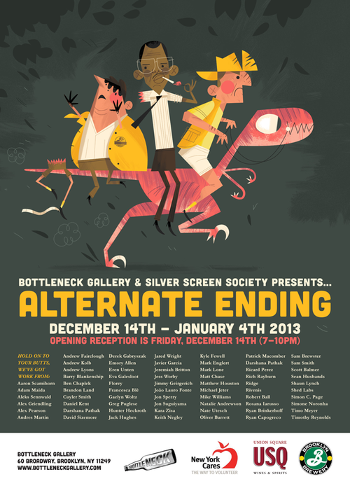 Alternate Ending by Andrew Kolb