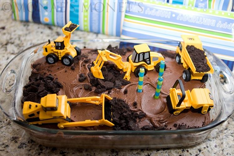 Scott's truck cake blog