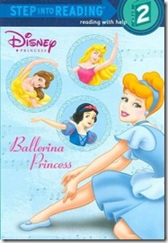 Ballerina Princess Cover