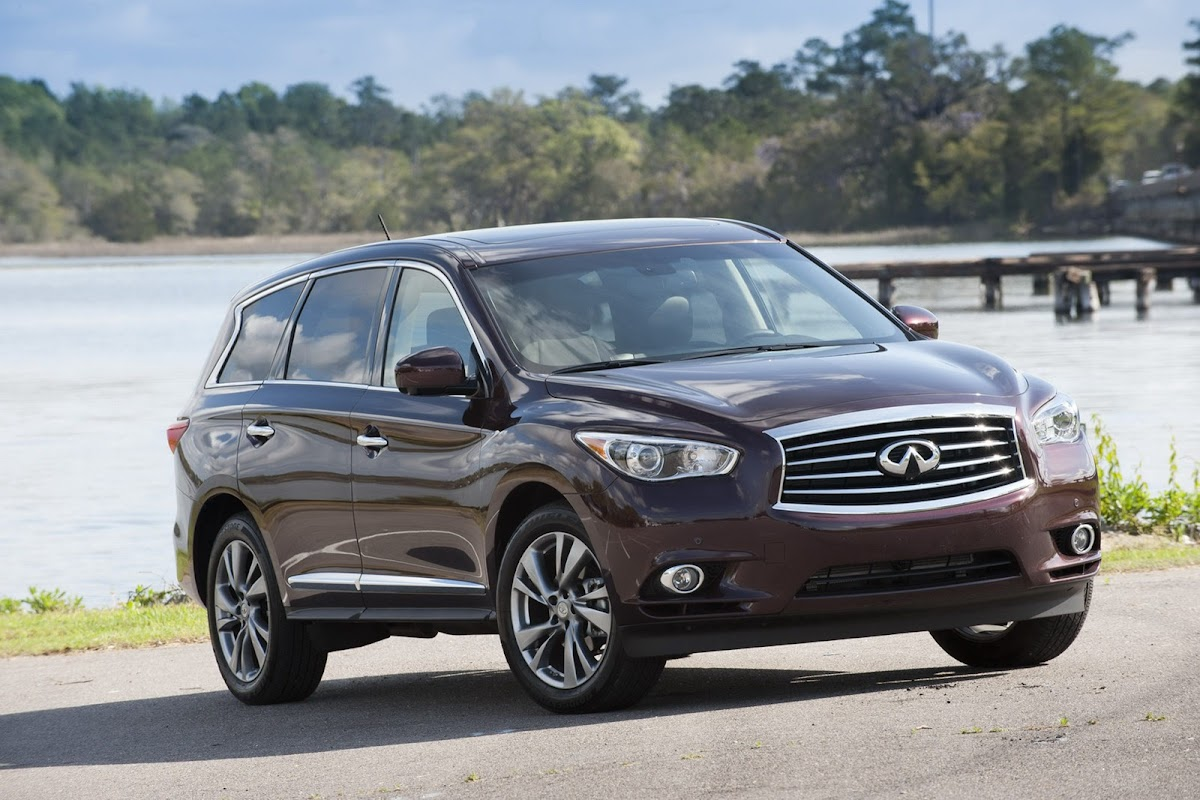 Feds probe 2013 infiniti jx after reports about unnecessary 2013 infiniti jx 1 vanachro Image collections