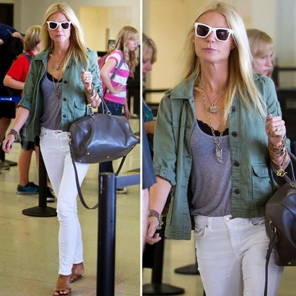 horn necklace gwyneth paltrow