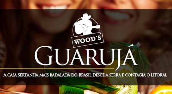 Wood's Guarujá