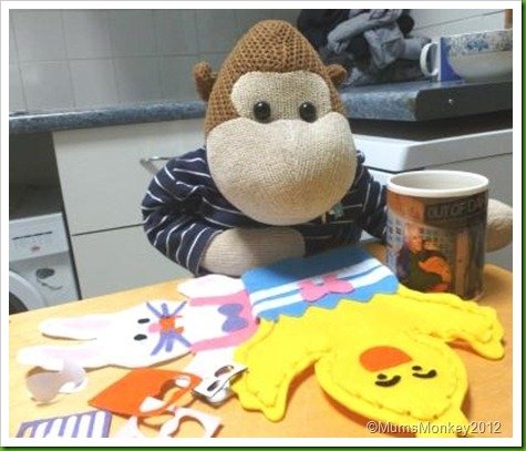Poundland. Hand Puppet Kit