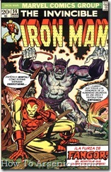 P00200 - El Invencible Iron Man #56