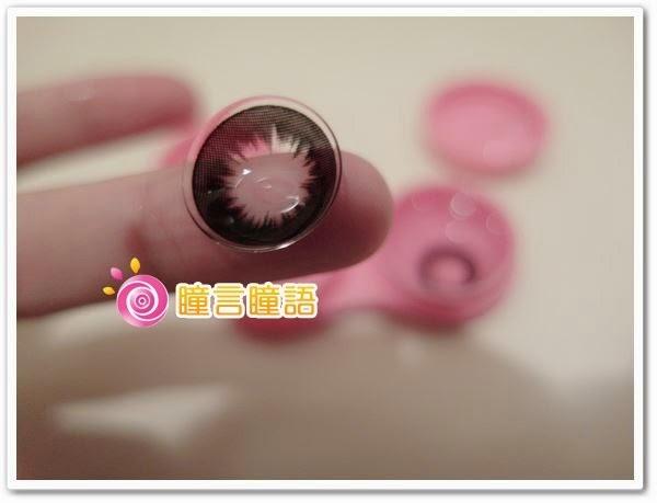 韓國GEO隱形眼鏡-小S黑瞳05