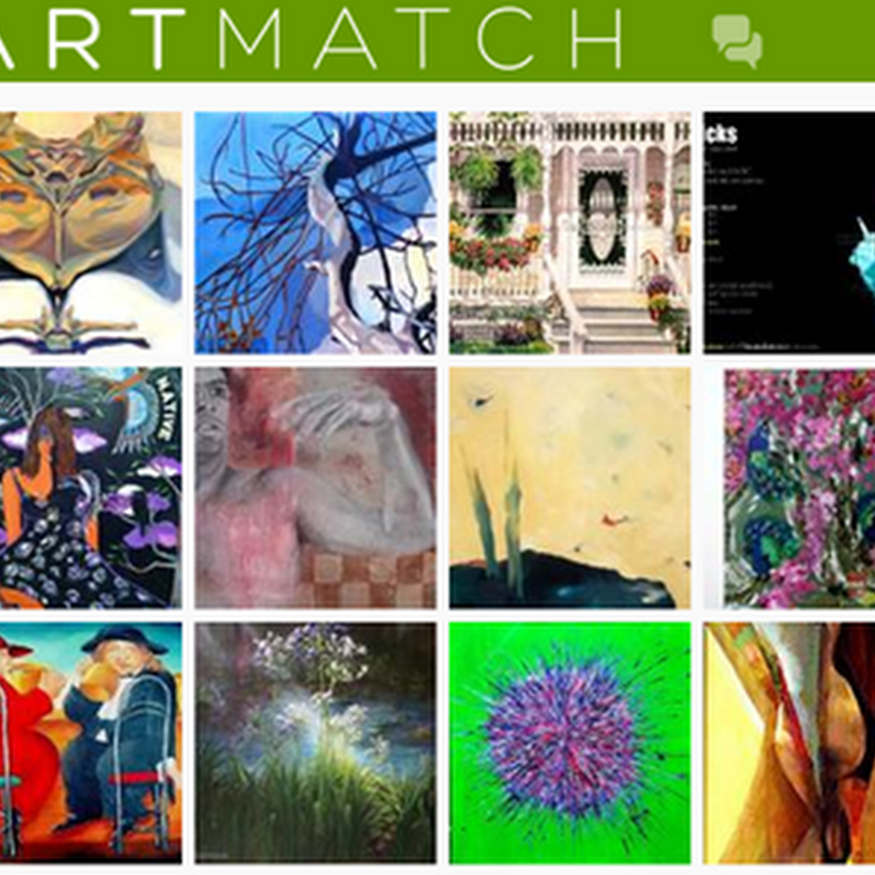 Artmatch - New social E-commerce Network for Artists