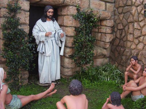 Jesus Y Los Ninos
