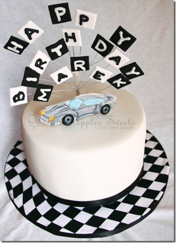 marek's b day cake