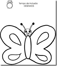 colorear mariposas pintaryjugar com (24)