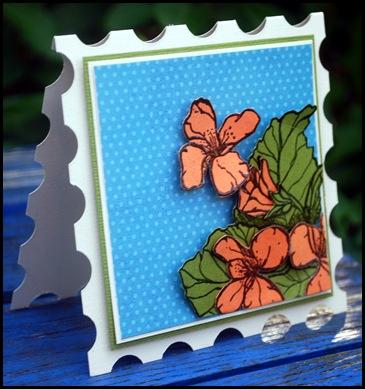 Flower sida
