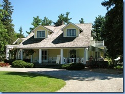 6742 Quebec - Gatineau Park - Mackenzie King Estate - Moorside - The Moorside Cottage