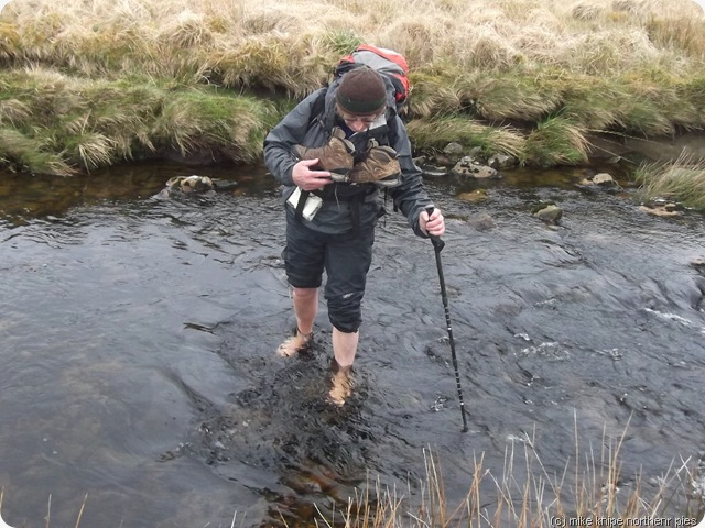 crossing the beck