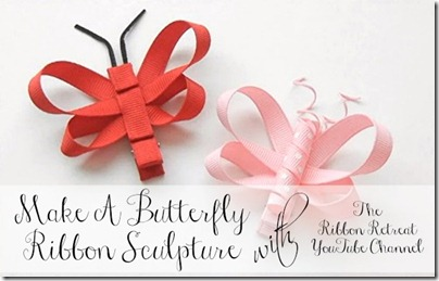 Make-A-Butterfly-Ribbon-Sculpture