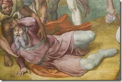 Conversão de Paulo - Michelangelo