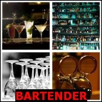 BARTENDER- Whats The Word Answers