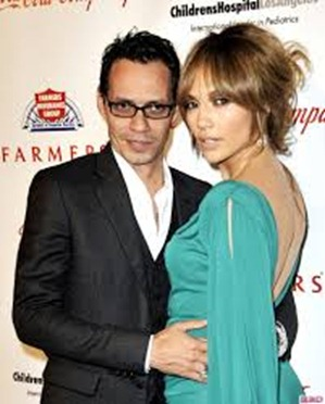 Jennifer and Marc Anthony Relationship 2004-11