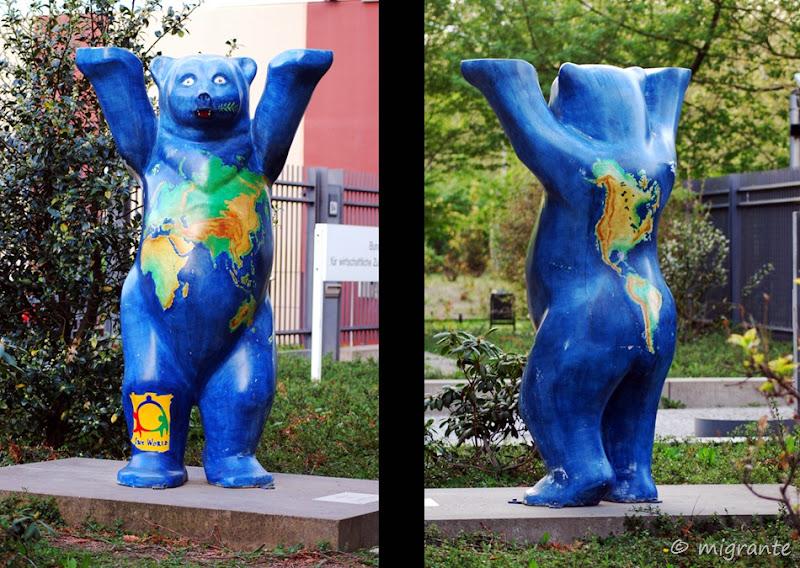 uruguay en el culo del oso - berlín