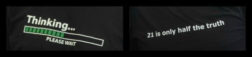 GC2012 shirts