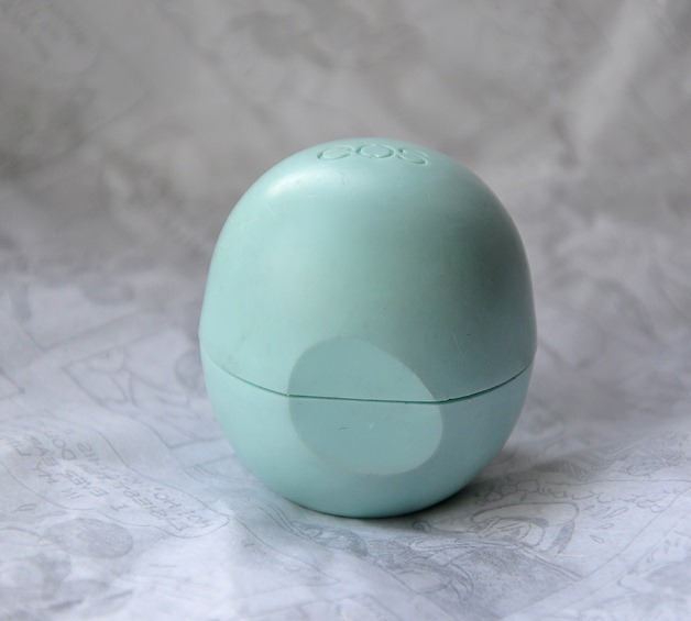 eos lip balm mint review beauty makeup 2