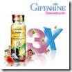 เครื่องดื่ม อะบาโลน คอลลาเจน โกลด์ ในน้ำมิกซ์ เบอร์รี่ (Giffarine Abalone Collagen 3X Gold)