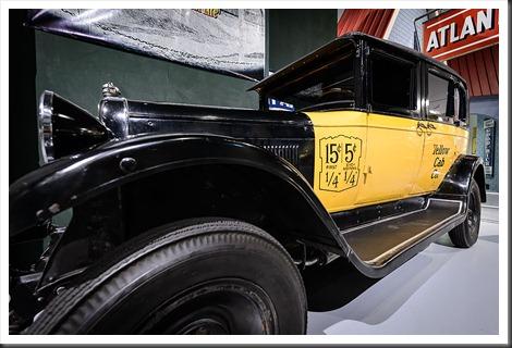 "Ernie's Taxi - 1930 GMC Model ""06"""