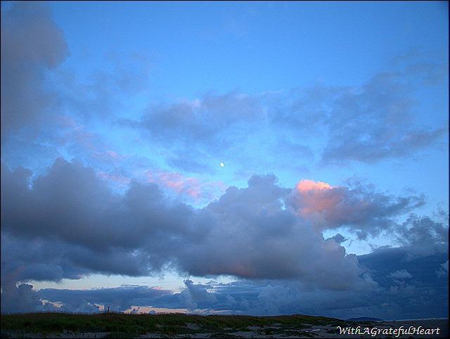 1st Night Moon