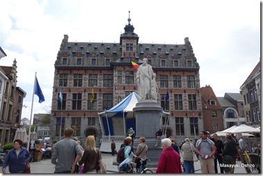 Stadhuis van Halle