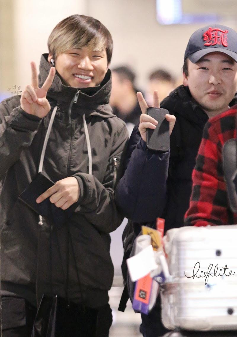 Big Bang - Incheon Airport - 16dec2013 - Dae Sung - Fan - High Lite - 08.jpg