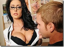 Educatrice hot