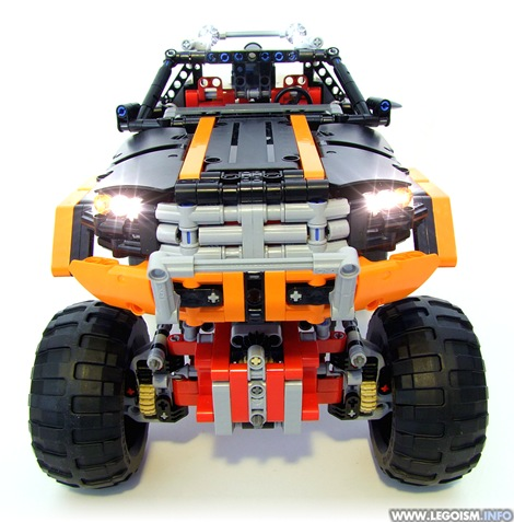 Legoism Technic 9398 4x4 Crawler Review A Double Milestone