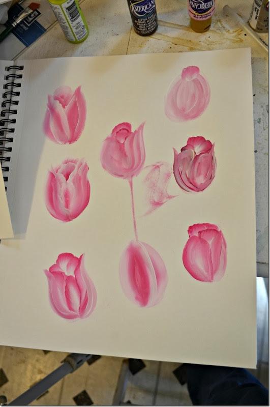 tulip practice