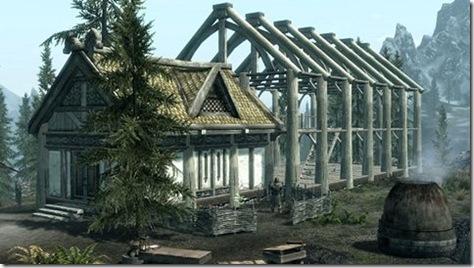 Skyrim: Hearthfire DLC - So bauen Sie ein Haus (Guide) - Spass und ...