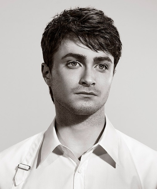 daniel radcliffe by alan-clarke-Homotography-4