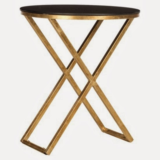 goldaccenttable