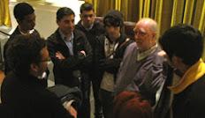 Profesor Juan Carlos Castilla dictó charla sobre Calentamiento Global