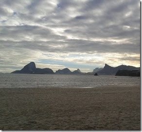 Fim de tarde em Niterói Autora Eliane Ceccon