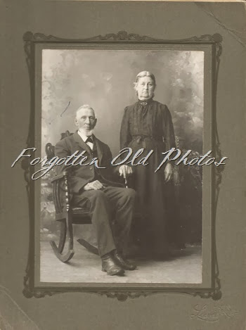 Aunt Lydia and Uncle Jim  Atlamta Iowa CP