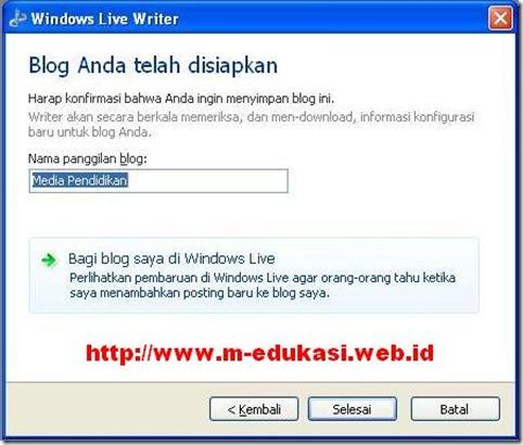 Microsoft Windows Live Writer 7