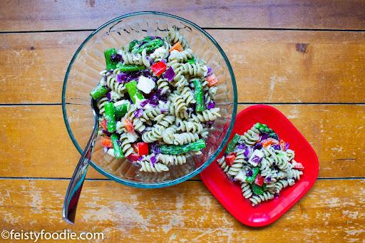 Walnut Cilantro Pesto Pasta Salad-1.jpg