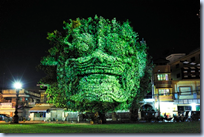 projections on trees