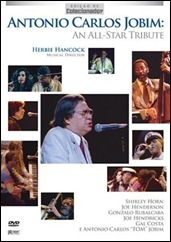 DVD - Antonio Carlos Jobim - An All-Star Tribute