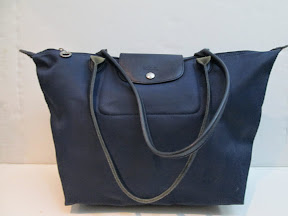 Longchamp Le Pliage Navy Blue