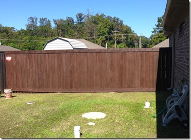 Running & Fence Staining (7)